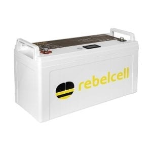 Rebelcell 24V100 Lithium accu