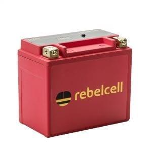 Rebelcell lithium startaccu